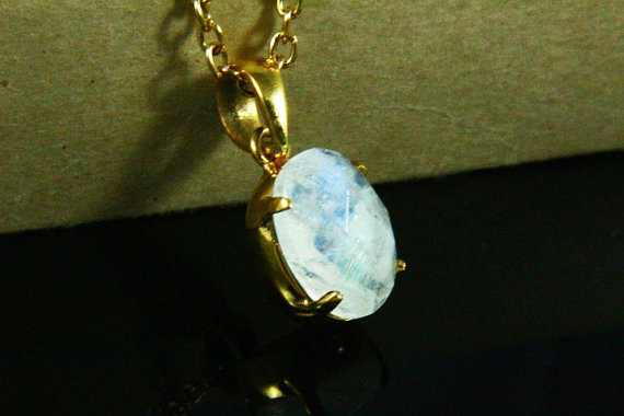 Rainbow moonstone necklace rainbow moonstone pendant falak gems rainbow moonstone necklace rainbow moonstone pendant aloadofball Images